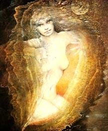 Shamanic Goddess